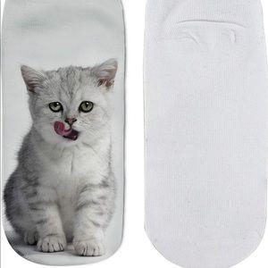 Cat socks!